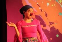 Cartagena, feria regional / Feria regional en El Centro de Formación Española. Jueves 18 de abril - 2013. Cultura en los albergues es financiado por Colombia Humanitaria. Coordinador: Nemecio Berrío. Fotos: Sandra Preciado R.