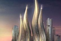 buildings / attractive