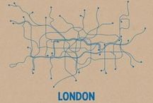 Minimalist City Line