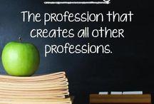 Teacher Teacher / by Chinade Dunstone