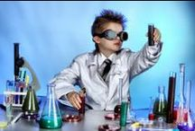 """""""Mały odkrywca""""  /  czytanie globalne, eksperymenty i inne zajęcia"""