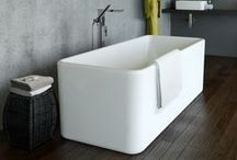 Freestanding Bath Love / This board is dedicated to the gorgeous freestanding bath. From contemporary to traditional they make bathrooms look hot!