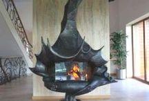 Unusual Cast Iron Stoves