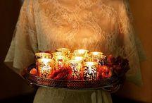 Wedding & Candles