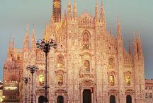 Milan EXPO 2015 / Milan City Lombardy Italy