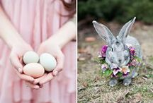 Easter Inspirations / Everything what we need for Easter!