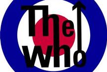 "THE WHO / THE WHO were one of the great rock bands of the 1960s and 1970s. In its glory years the group consisted of guitarist and main songwriter Pete Townsend singer Roger Daltrey, bassist John Entwistle and drummer Keith Moon. Early on the group was part of the ""Mod"" movement, playing R&B music in stylized tailored suits, before morphing into an unruly proto-punk band famous for smashing its instruments at the end of live performances."