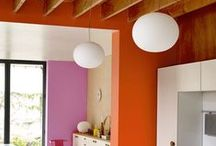 + Color Pop Interiors + / Cause sometimes a room just needs a little POP!