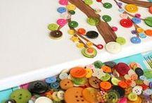 Jesień / Zebrane pomysły na sienne prace plastyczne zarówno dla małych jak i większych dzieci