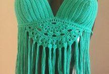 top  crochet / tops de crochet