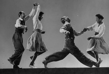 Dance (20s-40s) / Lindy Hop, Charleston, Tap, Balboa, Jazz, Broadway/Hollywood dance & style mainly from 1920s-1940s. / by Chantal Woltring