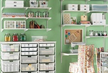 Organize  / Exciting, practical (and best of all, easy!) ways to organize your life. Spring cleaning's starting early!