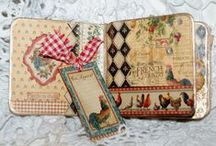 Archived Projects by the Design Team / Previous projects by the Calico Crafts design team.