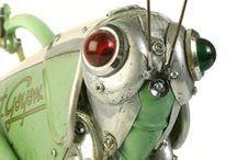 Fobots, Robots and others - Recycling vom Feinsten / by Schöne Ordnung