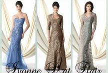 Ivonne D for Mon Cheri Mother of the Bride or Groom / These are some Lovely Ivonne D spring 2014 collection dresses they are perfect of a mother of the bride or groom check out our trunk show! https://www.facebook.com/events/332456223561331/