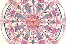 <3 Mandala:Design / by Tess Thrasher
