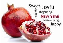 Rosh Hashanah / Rosh Hashanah is the Jewish New Year although the real name for this Feast of the Lord is called Yom Teruah  literally day of shouting/raising a noise or the Feast of Trumpets according to the correct biblical calendar of the 1st & 2nd temple period,  It is the first of the High Holy Days or Yamim Nora'im  which usually occur in the early autumn Rosh Hashanah is a two-day celebration The day is believed to be the anniversary of the creation of Adam & Eve  / by Edelmira Brown
