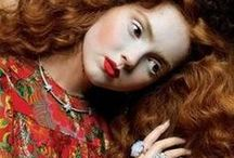 Lily Cole / by Beth Rickert-Kinsey