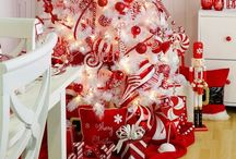 Christmas / christmas decorations/ party ideas