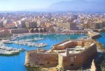 Explore the City of Heraklion, Crete