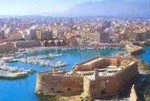 Explore the City of Heraklion, Crete