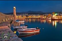 Explore the city of Rethymno in Crete
