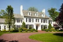 Architecture - Houses - American/English