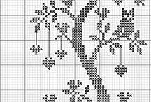 Embroidery - Cross stitch