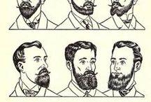 beard&mustache / Inspirations, pictures, etc.