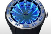 PX-8 Time Tunnel / PX-8, Time Tunnel, honored with the A' Design Award 2015 (Italy). A watch with special 3D tunnel light effect, plastic case with stainless steel top ring. Please see the details at : http://www.pixowatch.com/PIXO-PX-8