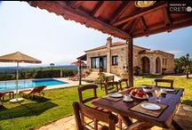 Around Chania / Traditional and luxury holiday villas in Maleme