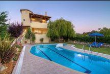 Villas in Rethymnon, Crete / Discover holiday villas in Rethymnon