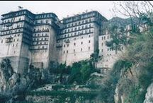 Mount Athos / Monasteries on Mount Athos