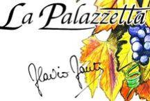 La Palazzetta / LA PALAZZETTA di Luca e Flavio Fanti Società Agricola Semplice Podere La Palazzetta, 1/P - 53024 Montalcino loc. Castelnuovo dell'Abate (SI)