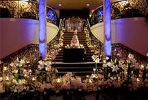Venues / Creative settings for weddings and receptions