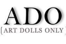Art Dolls Only Official Membership Board / Only the members of ADO share their creations here!! Visit us at http://theWorldofADO.blogspot.com
