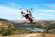 Adventure on the South Coast / The South Coast of Kwazulu Natal has an amazing amount of different activities on offer for those visiting the area.