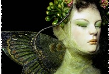 ADO Member Blogs and Websites - Art Dolls Only / by Art Dolls Only