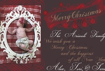 Christmas Cards & Family Photos / Some of our favorite Christmas card designs and amazing family photos to match!  Get inspired! / by Luc & Lilah Events
