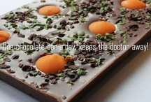 Chocolate mottos for life / Truth is always in chocolate!