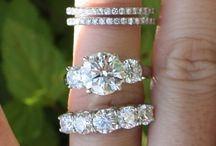 All That Glitters Is White Gold  / Engagement Rings