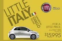 Плакаты от Fiat