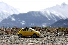 Путешествия Fiat 500 / Фотохроника пушетествий малыша Fiat 500