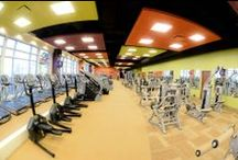 Workout  and Cardio Floors / http://www.optimaldsi.com/