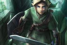The legend of Zelda / by Lisa Cuddy