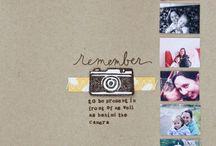 Layout A 4 - 3 Fotos und mehr