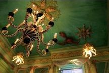Chandelliers