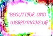 ᗷEᗩᑌTIᖴᑌᒪ ᗩᑎᗪ ᗯEIᖇᗪ ᗰᗩKEᑌᑭ / Hello dear pinners :) you can put all your beautiful and weird makeup pins here :)