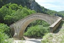 Greece - zagori region, n w greece