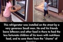There is kindness in this world
